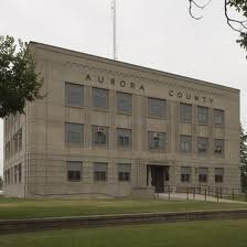 Aurora County Courthouse